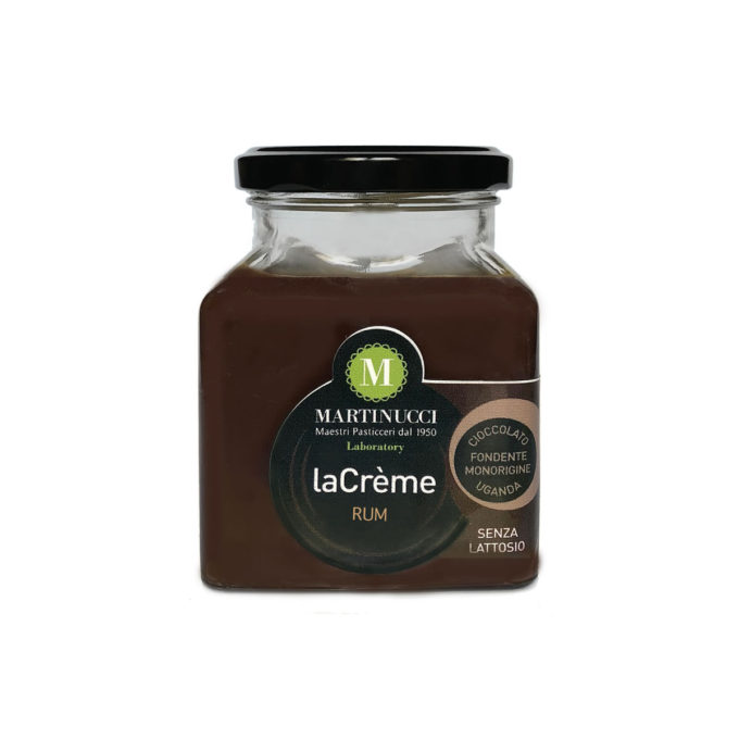 Crema Spalmabile Rum 300 gr