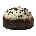 Panettone frutti di bosco glassato al  cioccolato bianco