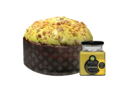 "Panettone ""Gallipoli"" + Crema Spalmabile Gallipoli"