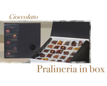 Pralineria in box