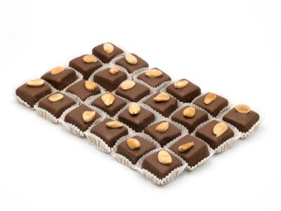 Dolcetti di Mandorla al Cioccolato